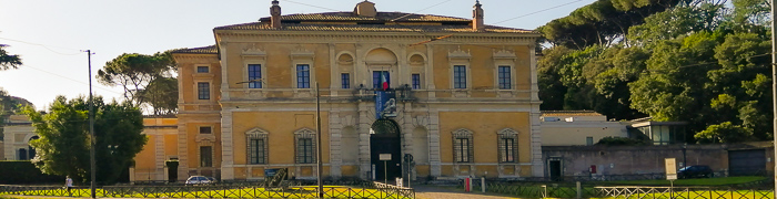 Etruscan Museum of Villa Giulia Wheelchair Rome Accessible Tours