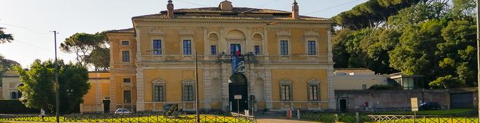 Etruscan Museum of Villa Giulia Wheelchair Rome Accessible Tours
