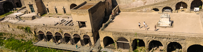 Herculaneum Wheelchair Naples Accessible Tours