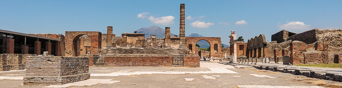 Pompeii Wheelchair Naples and Sorrento Accessible Tours