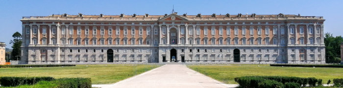 Royal Palace of Caserta Naples and Sorrento Accessible Tours