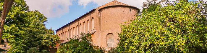 St Sabina Basilica Wheelchair Rome Accessible Tours