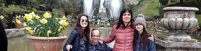 Villa D'Este Wheelchair Rome Accessible Tours