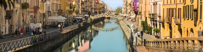 Navigli Wheelchair Milan Accessible Tours