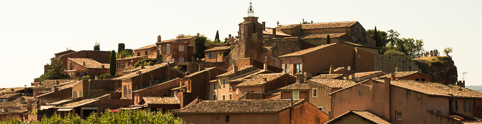 Roussillon Wheelchair Provence Accessible Tours
