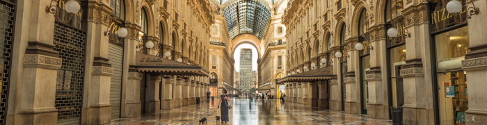 Vittorio Emanuele II Gallery Wheelchair Milan Accessible Tours