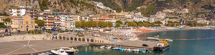 Maiori Wheelchair Amalfi Coast Accessible Tours