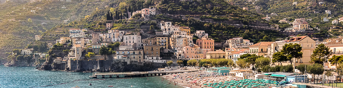Minori Wheelchair Amalfi Coast Accessible Tours