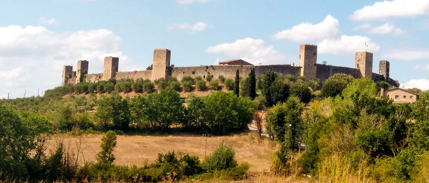 Monteriggioni Wheelchair Accessible Tours