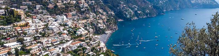 Positano Wheelchair Amalfi Coast Accessible Tours