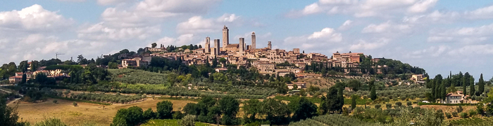 San Gimignano Wheelchair Siena Accessible Tours