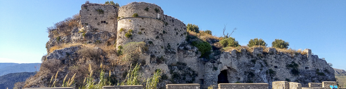 Gerace Wheelchair Calabria Accessible Tours