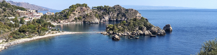 Isola Bella Wheelchair Sicily Accessible Tours