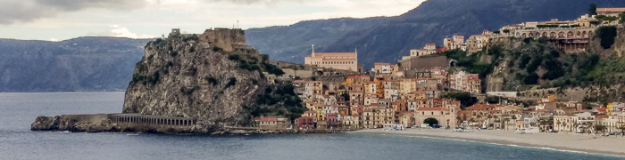 Scilla Wheelchair Calabria Accessible Tours