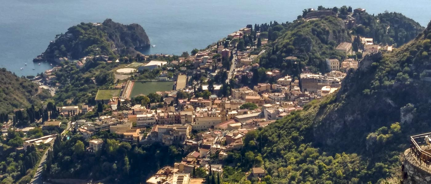 Taormina Wheelchair Accessible Tours