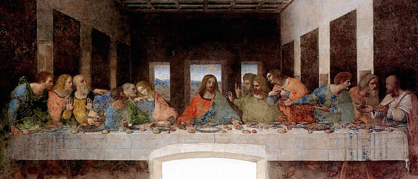 Last Supper Wheelchair Accessible Tours
