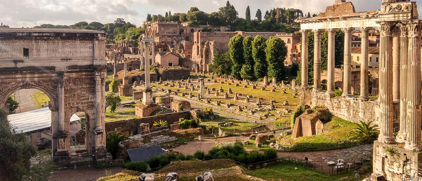 Roman Forum Wheelchair Accessible Tours