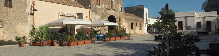 Scopello Wheelchair Sicily Accessible Tours