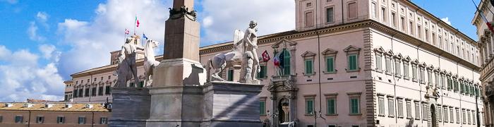 Quirinale Wheelchair Rome Accessible Tours