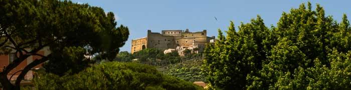 Castel Sant'Elmo Wheelchair Naples Accessible Tours