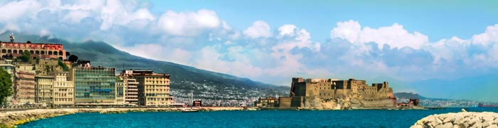 Egg Castle Wheelchair Naples Accessible Tours