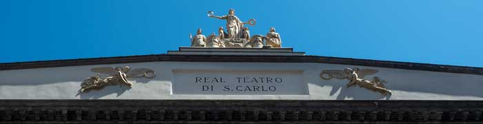 San Carlo Theater Wheelchair Naples Accessible Tours