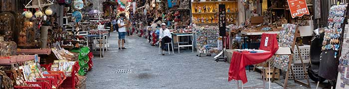 Spaccanapoli Wheelchair Naples Accessible Tours