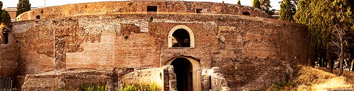 Mausoleum Of Augustus Wheelchair Rome Accessible Tours