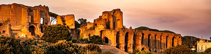 Palatine Hill Wheelchair Rome Accessible Tours