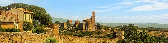 Tuscania Wheelchair Etruscan Accessible Tours