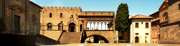 Viterbo Wheelchair Etruscan Accessible Tours