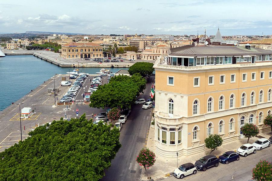 Siracusa Wheelchair Sicily Accessible Hotel