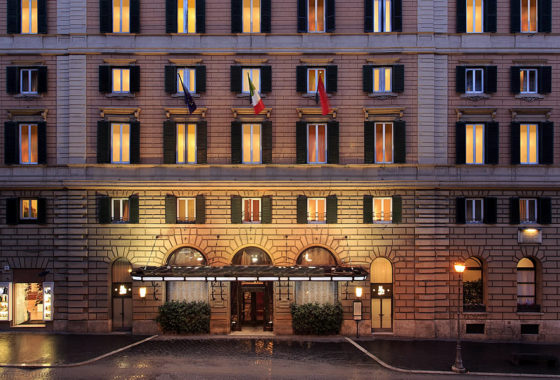 rome disabled friendly accessible hotel