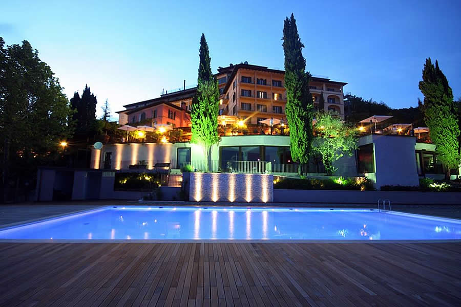 Lucca wheelchair accessible hotel tuscany