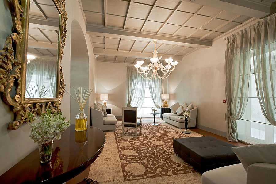 Florence wheelchair friendly accessible hotel