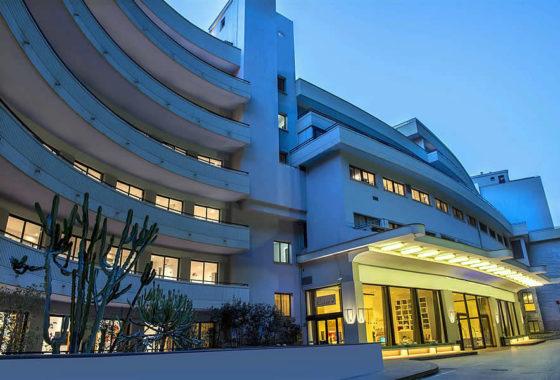 sorrento wheelchair accessible hotel