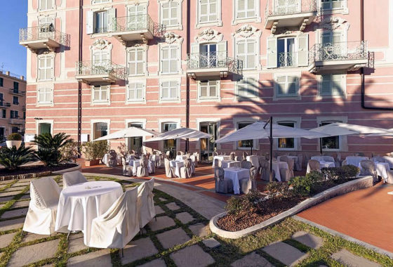 rapallo wheelchair accessible hotel