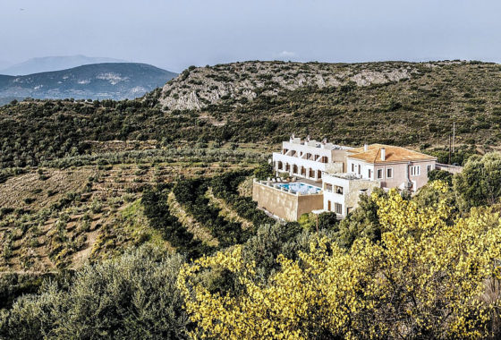 Greece Wheelchair Peloponnese Accessible Hotels