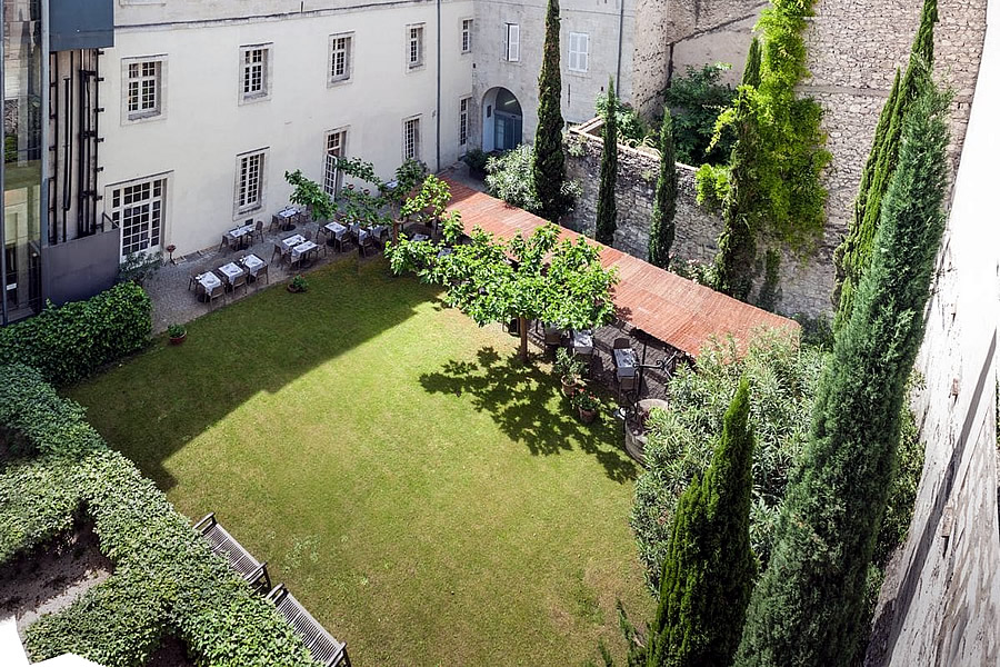 Avignon Wheelchair Provence Accessible Hotel